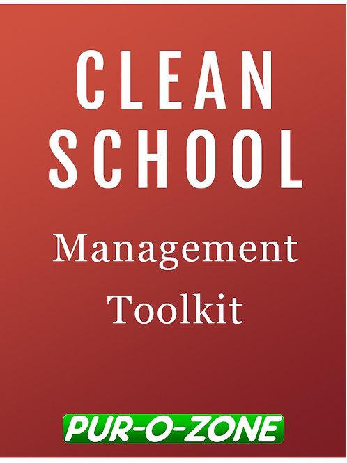 Clean School Management Toolkit