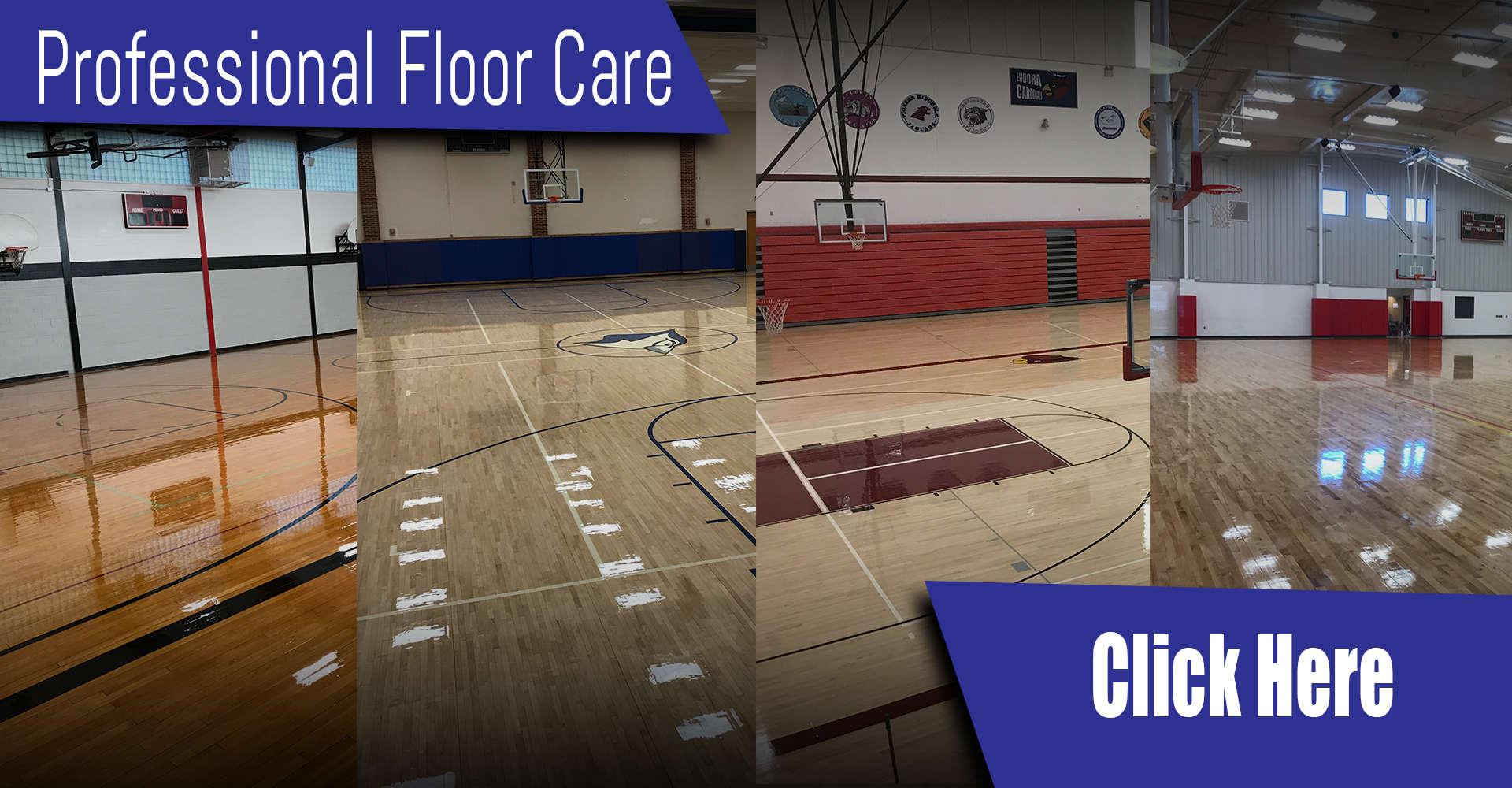 Pur-O-Zone Floor Refinishing