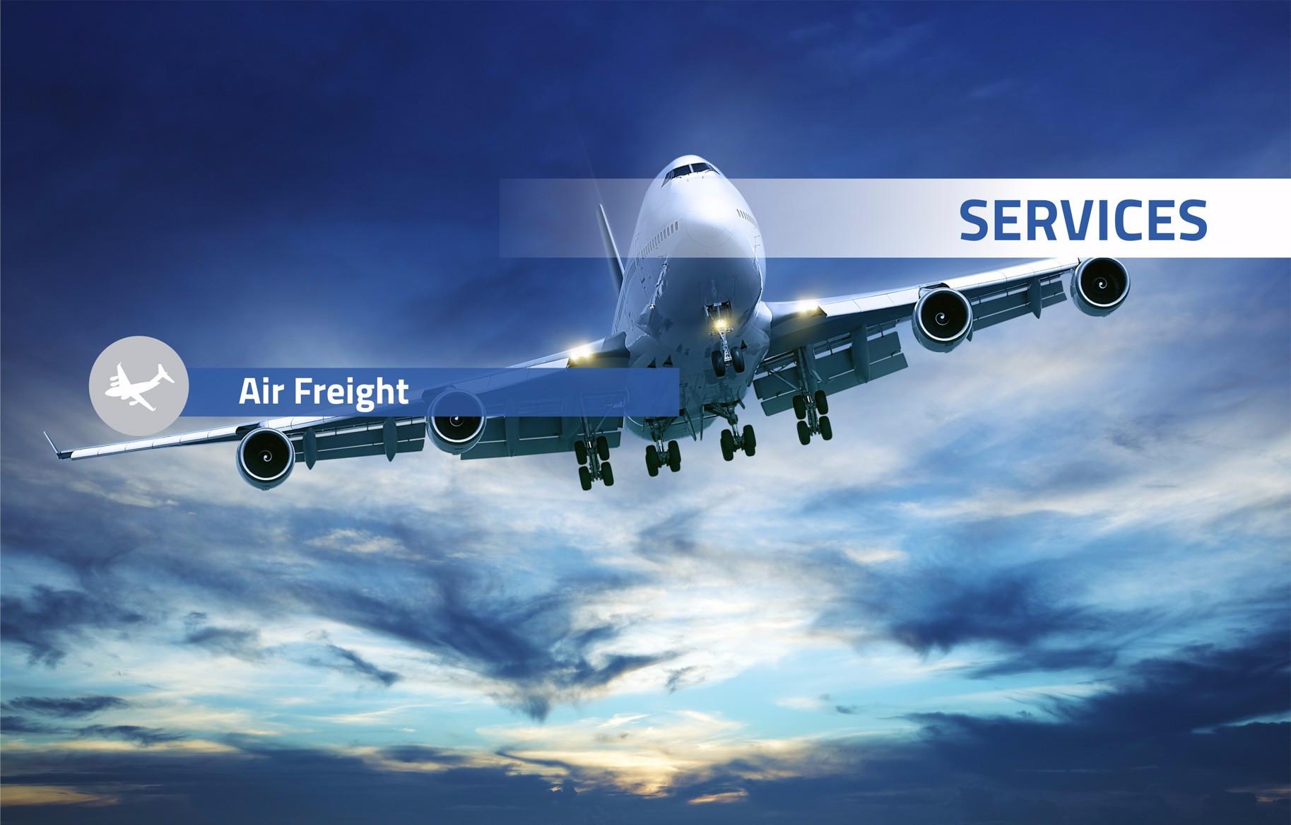 Air & Sea Freight Services