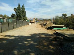 Five Wounds Trail Construction