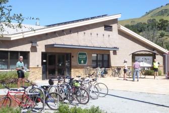 Biking Visitor Center