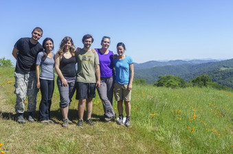 Henry Coe Backpacking Group