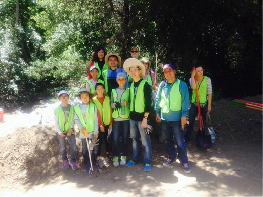 Cleaning Up Coyote Creek Connects the Minds of All Generations