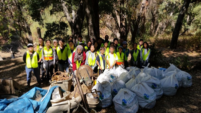 Coastal Cleanup Day 2016