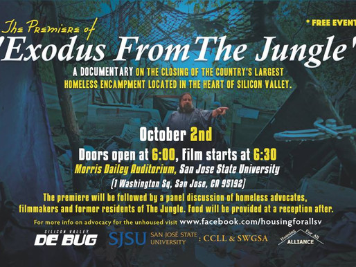 Exodus From the Jungle Premiere: A Double Edged Sword