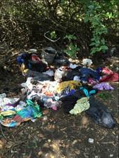 Clothing waste