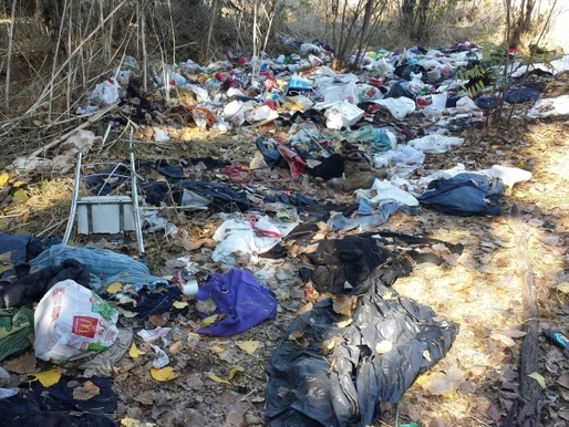 Tent Cities and our South Bay Creeks