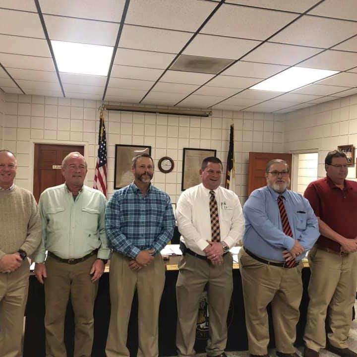 Town Board of Alderman Meeting