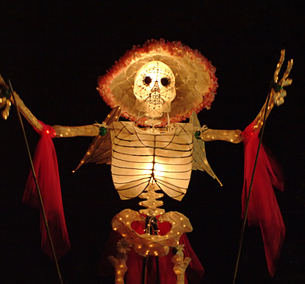 Skeleton Puppet