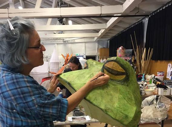 Lantern Mask Workshop