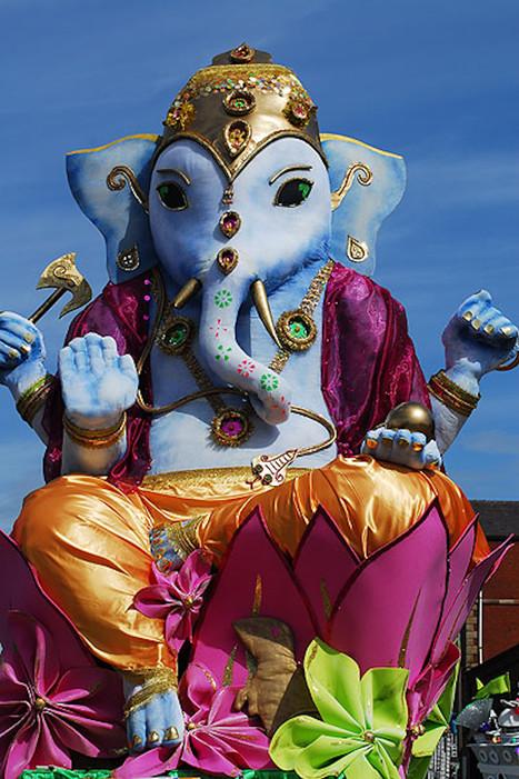 Ganesh Float