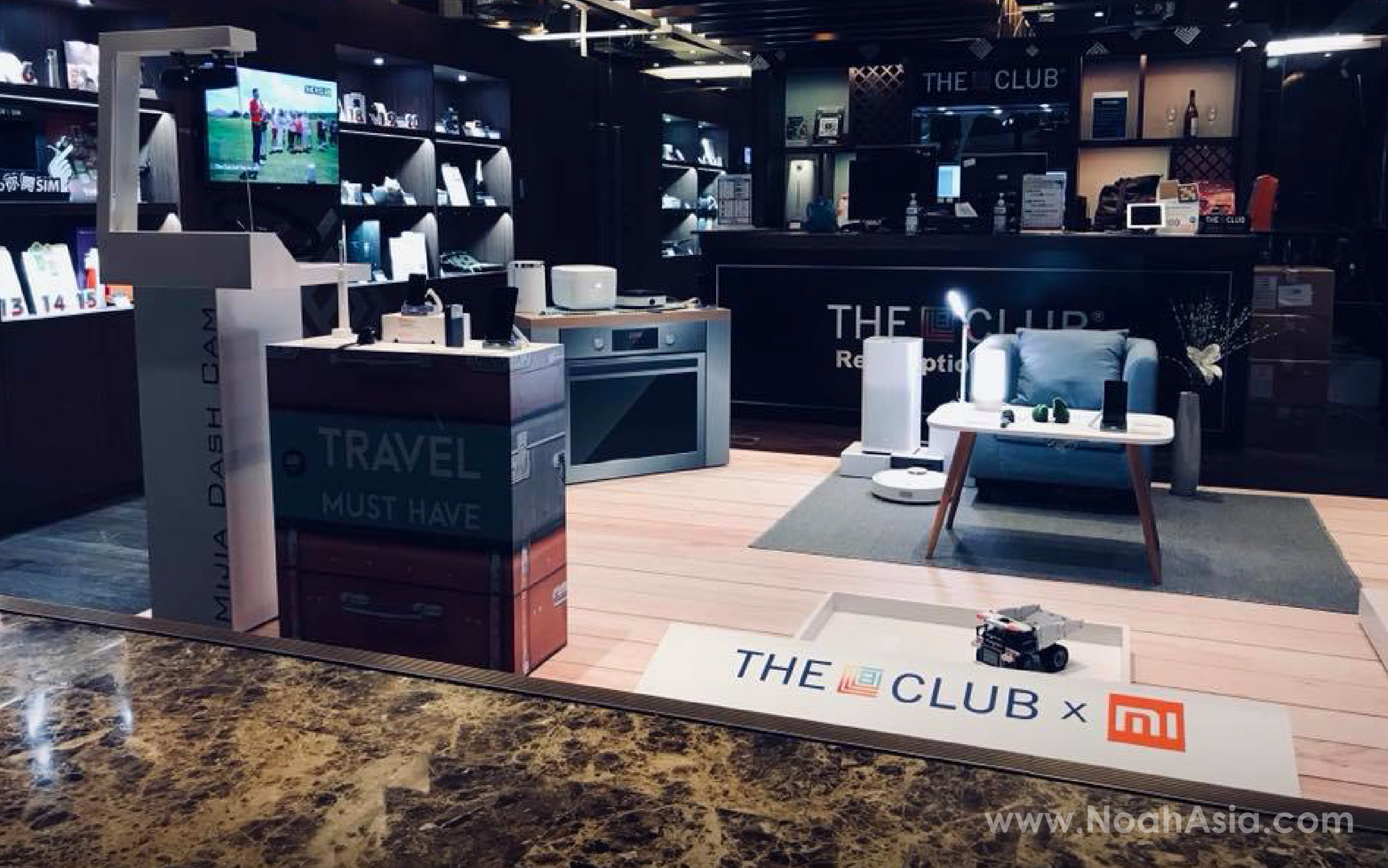 Xiaomi x The Club at 1010 (Central)