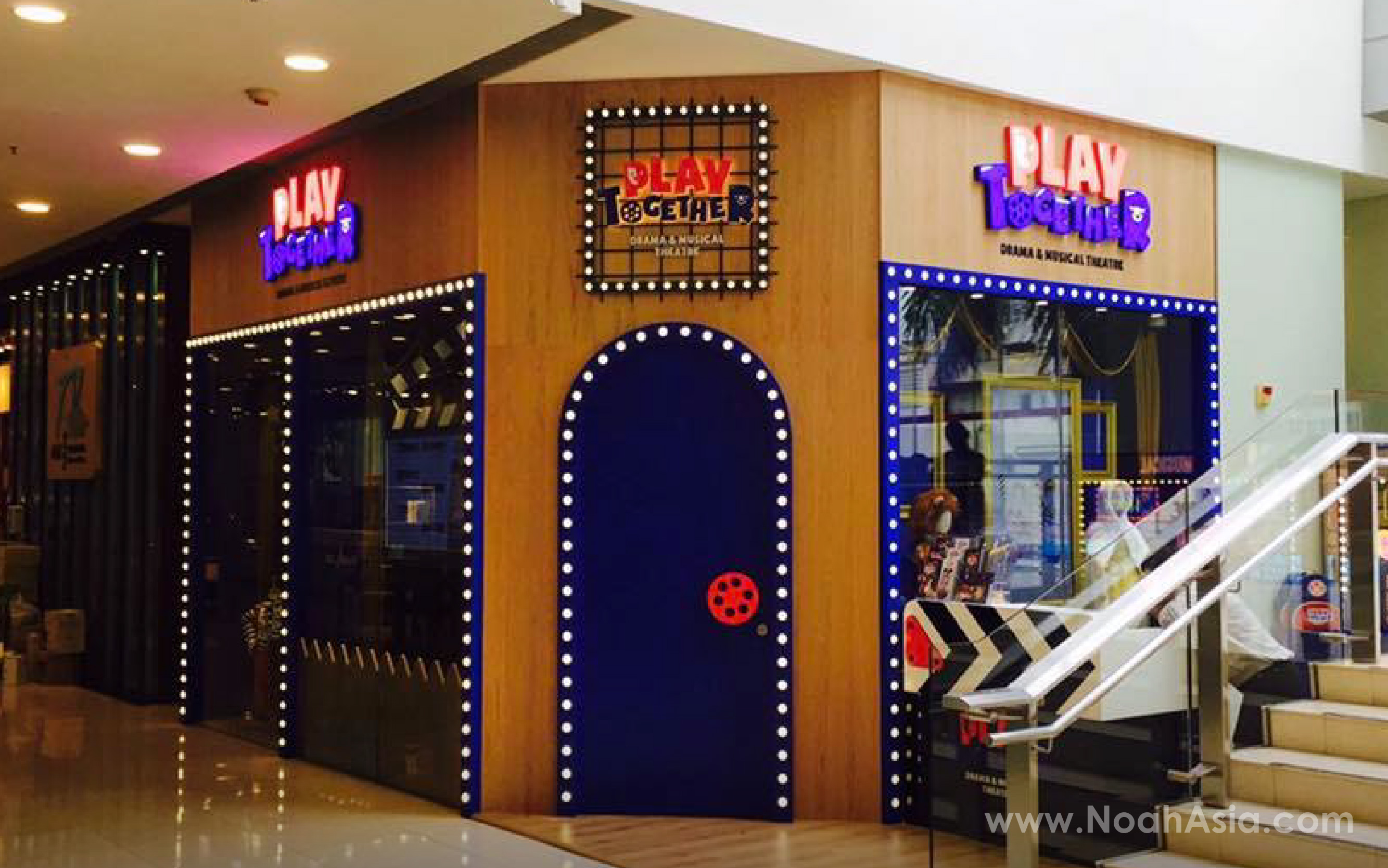Play Together Shop Renovation