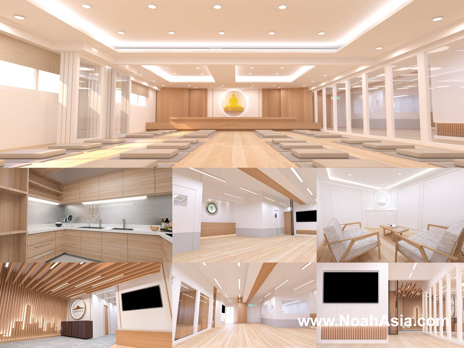 BHAVANA KOWLOON LIMITED - Centre Renovation