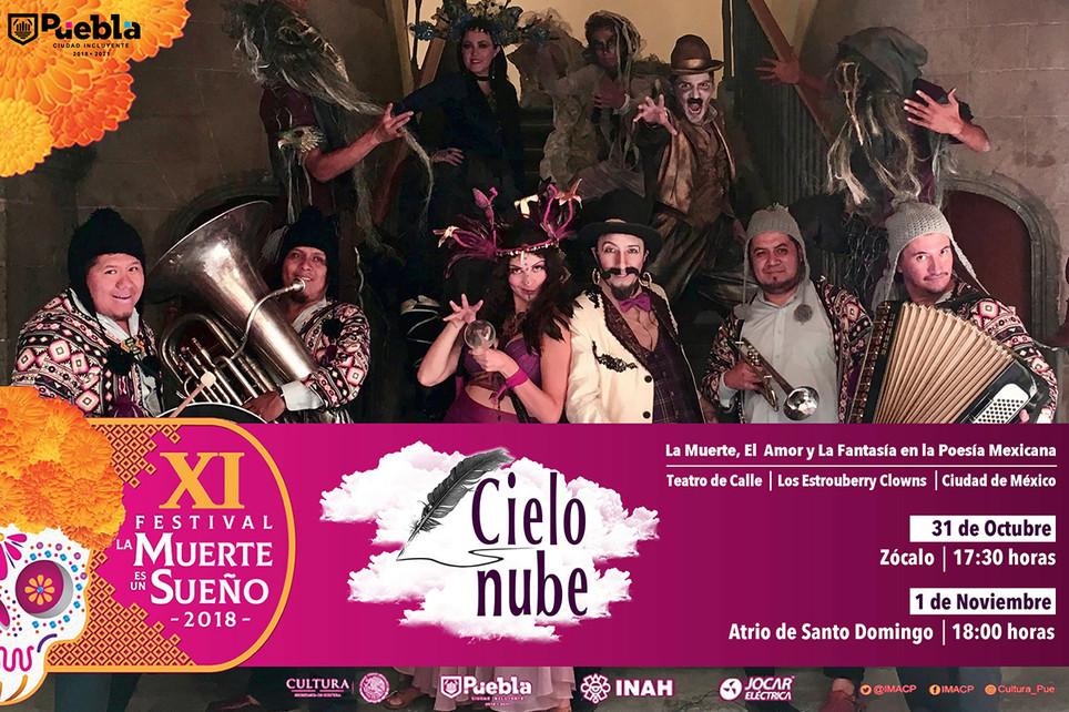 Cielo Nube / XI Festival La Muerte es un Sueño 2018