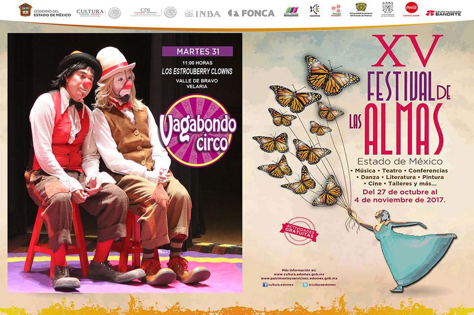 XV Festival de Las Almas 2017