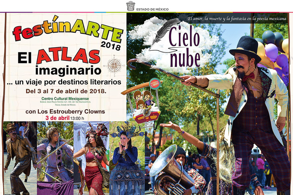 Cielo Nube / Festinarte 2018
