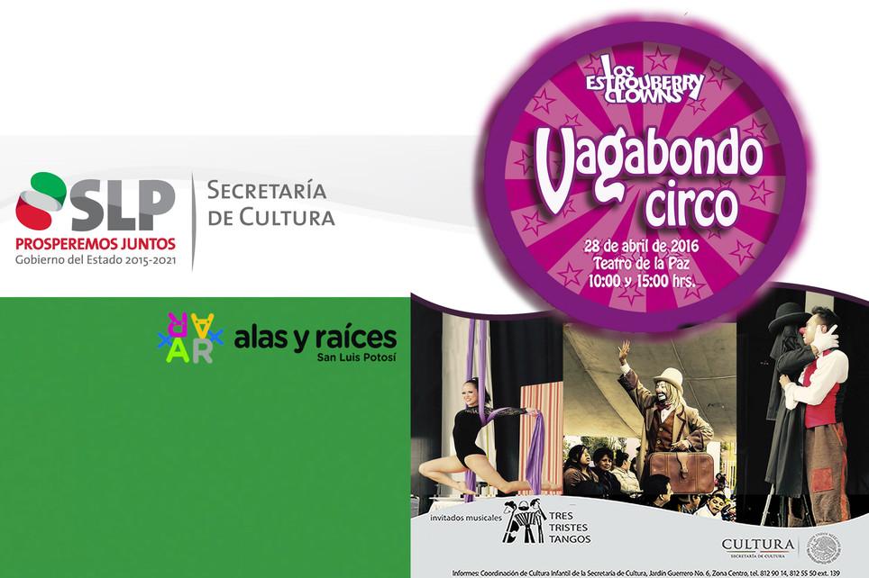 Vagabondo Circo / Día de la Niñez 2016