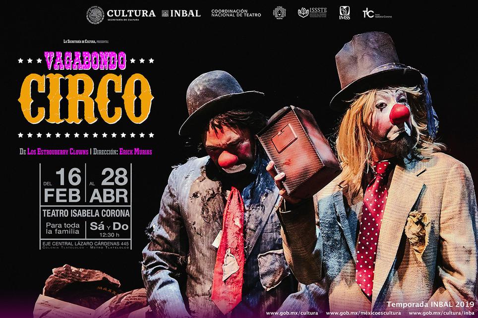Vagabondo Circo / Temporada 2019