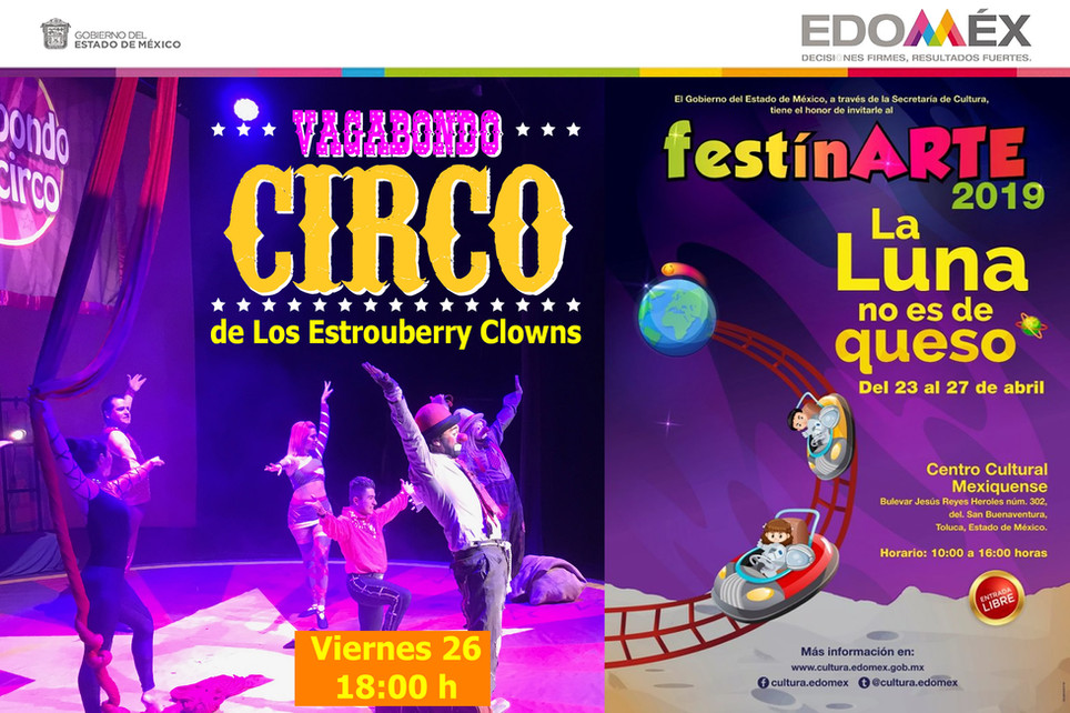 Vagabondo Circo / Festinarte 2019