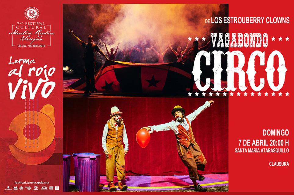 Vagabondo Circo / 7º Festival Cultural Lerma