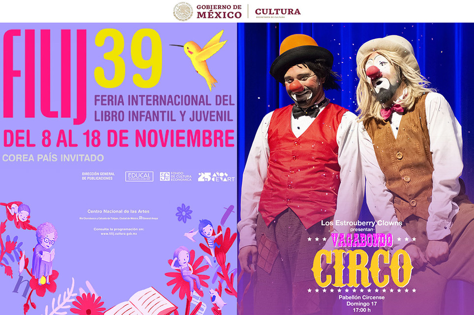 Vagabondo Circo / 39º FILIJ