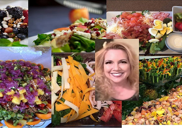 Good Mood Goood Food, JoAnn Johsnon tv personality, chef,  author, blogger, motivational speaker. The CW