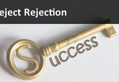 The day that I rejected rejection