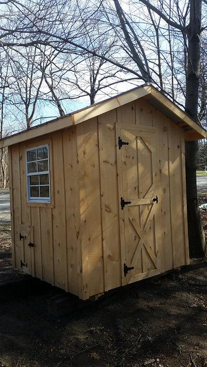 6' x 6' Chicken Coop
