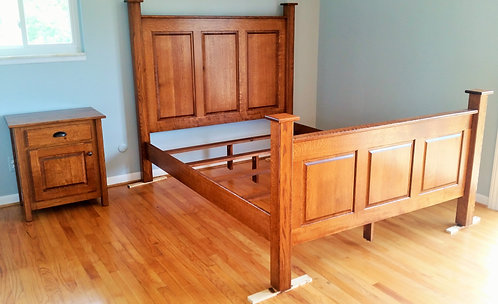 Amish Bedroom Suite (3 Pc)