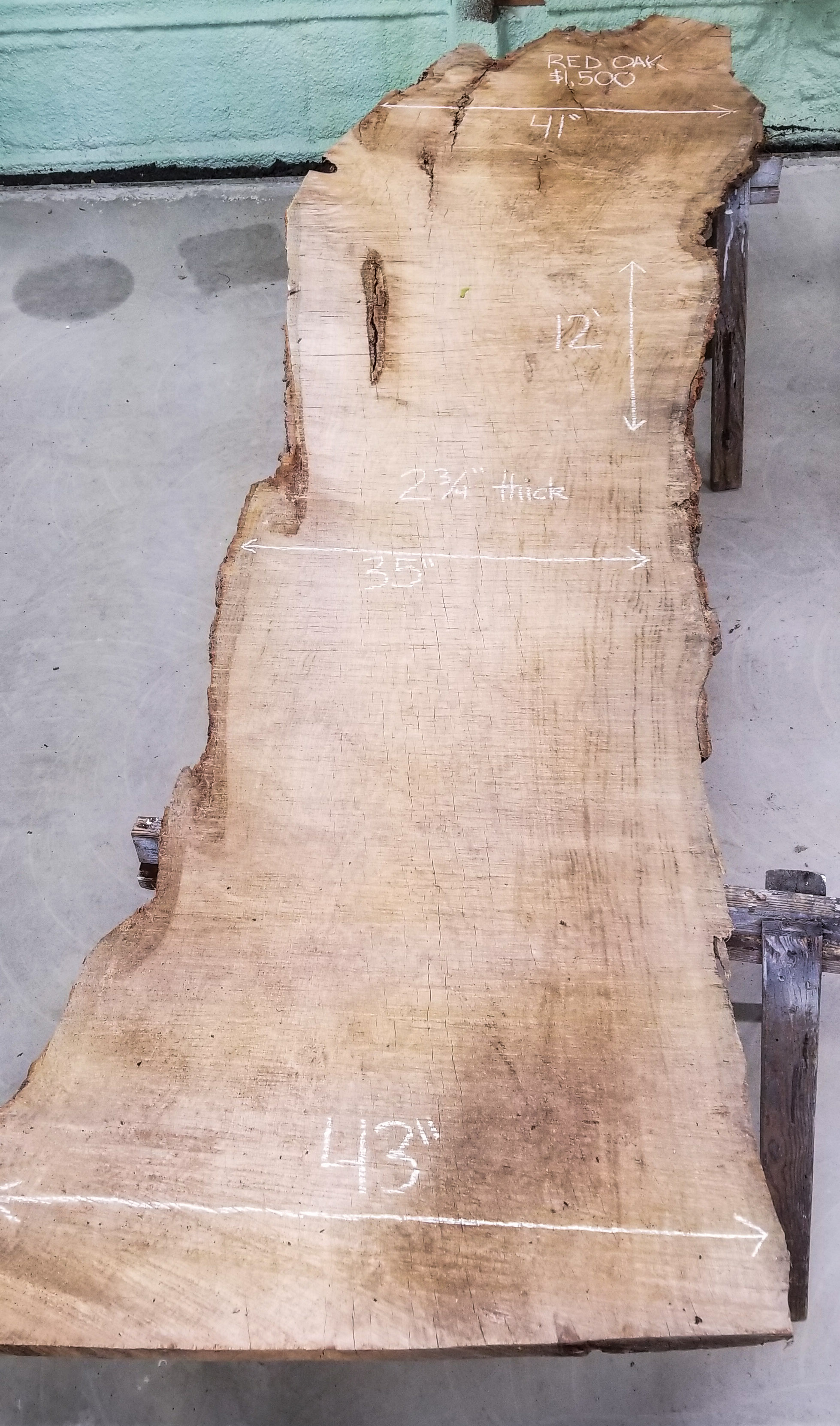Michigan Live Edge Slabs, Custom Coffee Tables and Benches