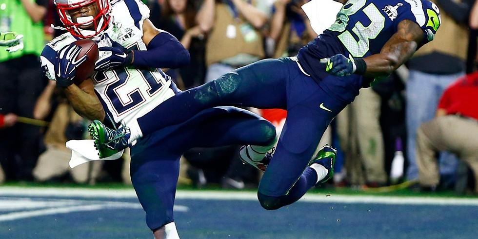 New England Patriots VS The Seattle Hawks