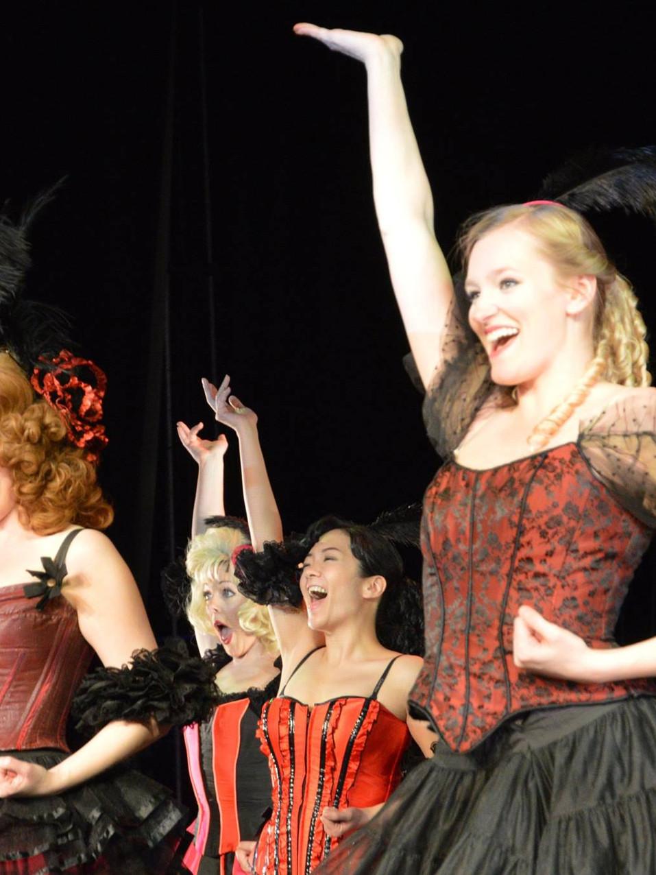 Curtains - Village Light Opera Group - NYC