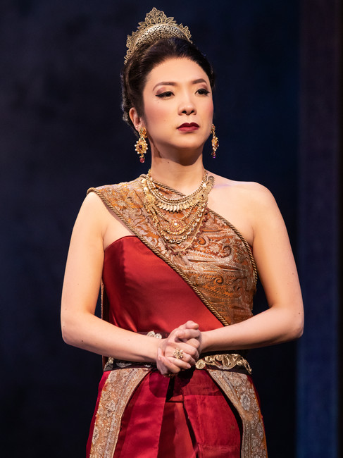 DeAnna Choi as Lady Thiang in Rodgers &