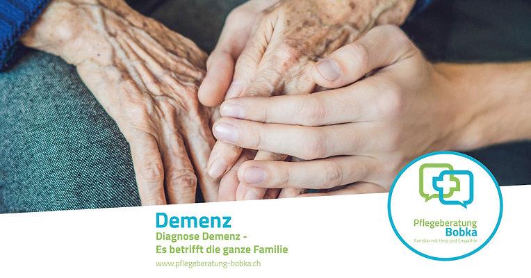 Demenz - Es betrifft die ganze Familie - Videokurs