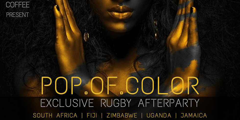 POP.OF.COLOR | Exclusive Rugby After-Party