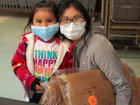 Native American Charity Addresses Urgent Need