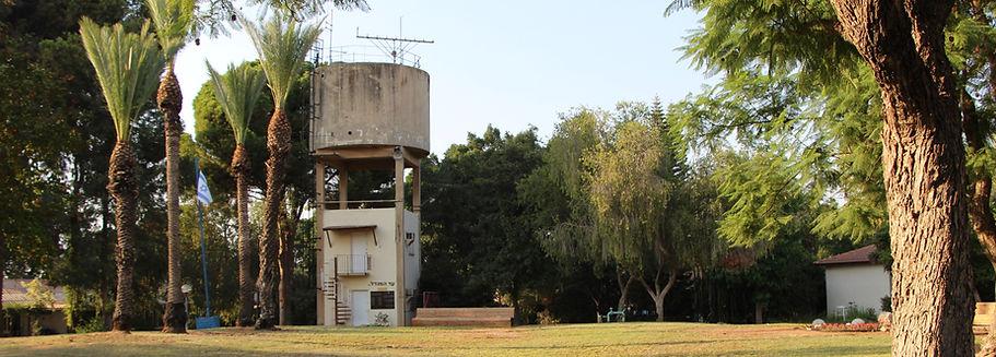 מגדל המים בארות יצחק החדשה