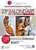 SALON D'ART DU COLOMBIER SAINT ARNOULT E