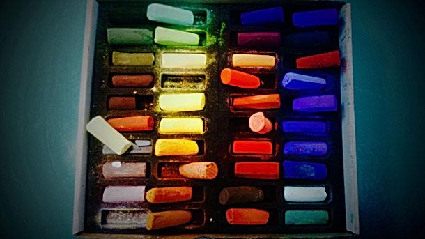 suzy deschamps pastelliste