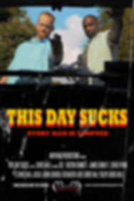 This Day Sucks Poster Postcard Comp Edit