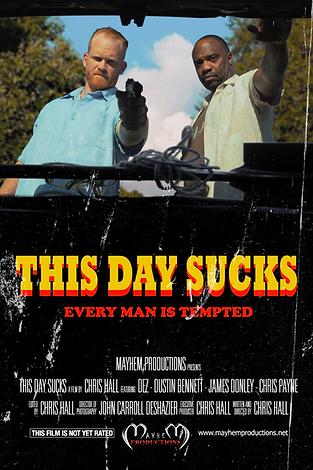 This Day Sucks Poster Postcard Comp Edit