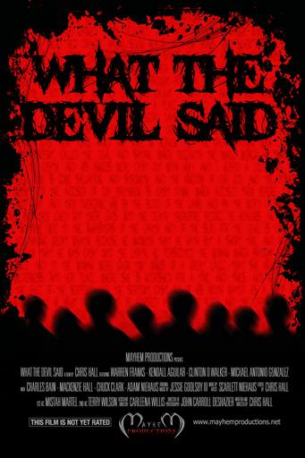 What The Devil Said