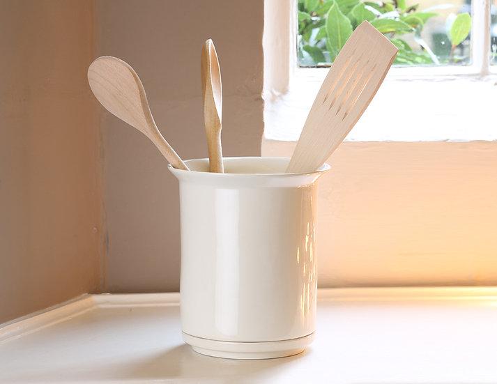 Utensil Holder + Spoon Rest