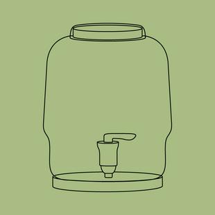 Wanda Water Jar