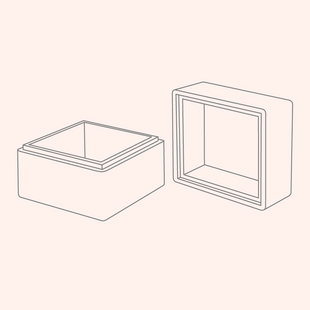 Cube Gift Box