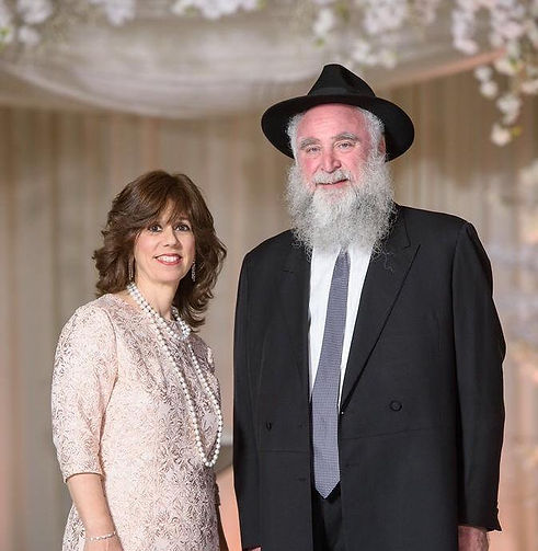 Rabbi Itchel and Pearl Krasnjansky.jpeg