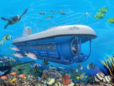 Atlantis Underseas Adventure