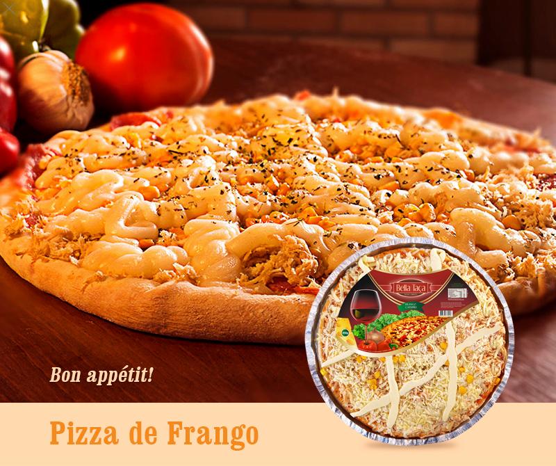 Pizza de Frango