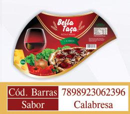 Pizza Sabor Calabresa
